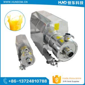 High Quality Paint Mixer Machine Ice Cream Emulsion Pump pictures & photos