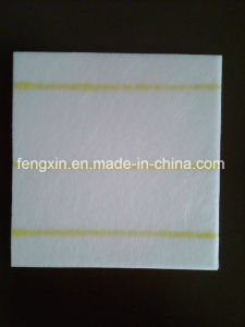 Fibre Glass 2 Yellow Lines Battery Separator pictures & photos