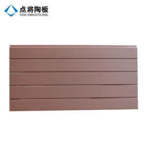 Exterior Decorative Terracotta Wall Panel for Building pictures & photos