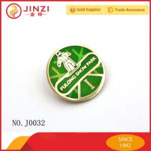 Factory Price Making Die-Casting Alloy Metal Name Badges pictures & photos
