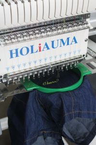 High Speed Home Monogram Swf Head 1 One Single Head Cap and T-Shirt Logo Embroidery Machines/1 Head Embroidery Machine/Pictures of Embroidery Machines pictures & photos
