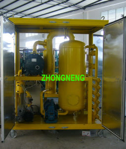 Transformer Oil Treatment Machine / Oil Filtration System Supplier pictures & photos