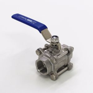 Stainless Steel 4 Inch Ball Valve pictures & photos