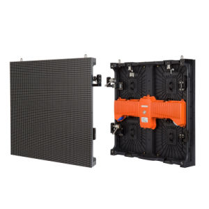New Item Cost-Effective P4 Rental LED Screen with Die-Casting Aluminum