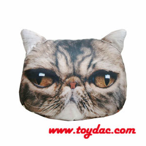Digital Printed Artificial Animal Face Cushion pictures & photos