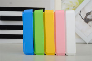 4000mAh Dual USB Portable Mobile Power Bank pictures & photos