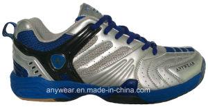 Men′s Court Shoes Badminton Table Tennis Footwear (815-9114) pictures & photos