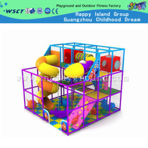 Indoor Playground with Slide Naughty Castle (M11-C0019) pictures & photos