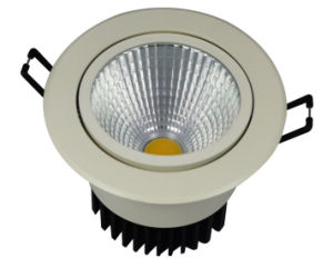 10W LED Ceiling Light COB LED Downlight pictures & photos