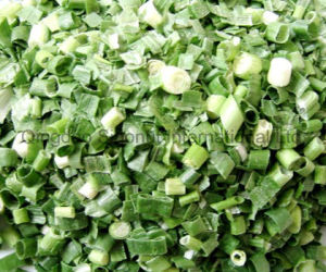 Freeze-Dried Green Scallion; Dehydrated Green Scallion; Fd Scallion pictures & photos