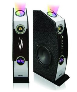 Professional 2.0 Active Home Speakers (Universe-02)