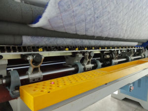 High Speed Cotton Quilt Stitching Machine China pictures & photos