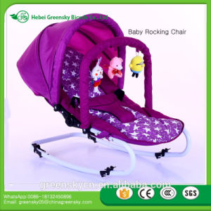 2017ce Certificated Cheap Baby Rocking Chair pictures & photos