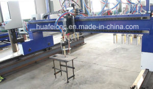 Strips CNC Cutting Machine for Metal H Beam pictures & photos