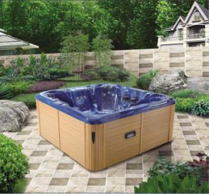 101 Jets Luxurious 7 Perons Outdoor SPA Massage Hot Tub pictures & photos