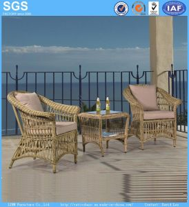 Holiday Village Leisure Furniture Balcony PE Rattan Chair pictures & photos
