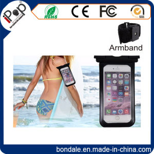 Sport Armband Cell Phone Waterproof Pouch pictures & photos