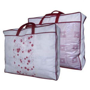 PVC Zipper Bag for Bedding, Blanket and Underwear pictures & photos