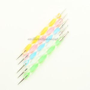 Manicure Nail Art Dotting Pen Beauty Tool Accessories (B001)
