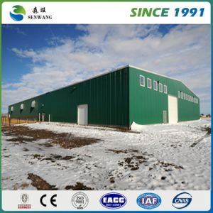 Steel Structure Building Fabriate Warehouse From 27 Years Factory pictures & photos