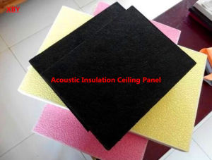 Acoustic Ceiling Panels Cinemas Theatres Use pictures & photos
