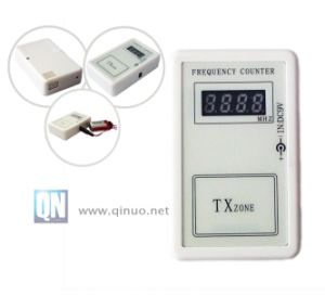 Mini Frequency Meter to Scan The RF Remote Control Frequency pictures & photos