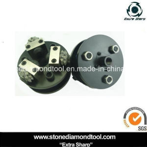 125mm M14 Bush Hammer Roller Plate for Grinding Lichi pictures & photos