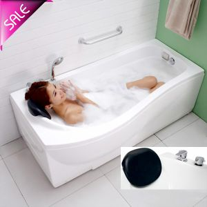 Luxury Massage Small Acrylic Bathtub with Factory Price (SR5D018) pictures & photos