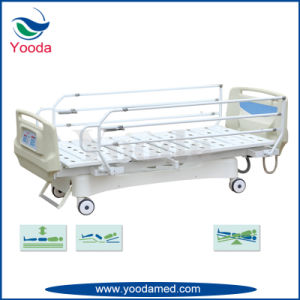 Five Functions Medical Electric Hospital Bed pictures & photos