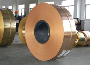 High Precision Electrolytic Copper Strip pictures & photos