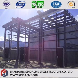 High Quality Steel Frame Warehouse Storage Shed pictures & photos