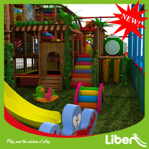 Used Children Indoor Playground with Ball Pool pictures & photos