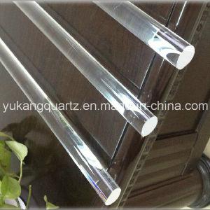 High Temperature Ge214 Quartz Rod for Optical Applications pictures & photos