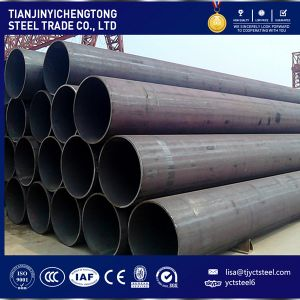 St52 St37 A106 A53 Seamless Steel Pipe and Tubing pictures & photos