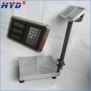 Best Selling AC/DC Power Pricing Electronic Platform Scale pictures & photos