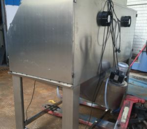 Fine Wet Sand Blasting Machine pictures & photos