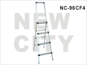 Aluminum Step Ladder (Nc-96CF4) with SGS Certificate