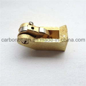 Electric Motor Carbon Brush Holders Manufacturer pictures & photos