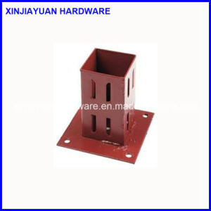 Pole Ground Plate, Fence Post Base Plate pictures & photos
