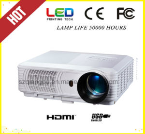 1080P Game Playing LED Projector (SV-226) pictures & photos