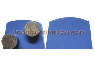Concrete Floor Metal Polishing Pads pictures & photos