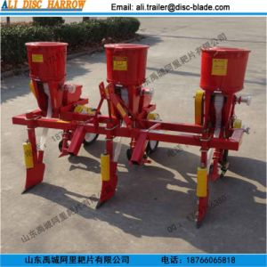 Agricultural 4 Rows Corn Planter Soybean Seeder with Fertilizer pictures & photos