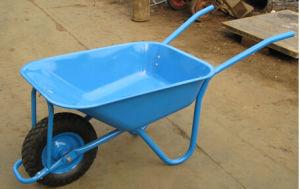Wb5009 1 Wheel Yellow Wheelbarrow Hand Tool Cart Garden Cart pictures & photos