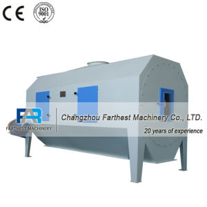 Drum Sieve Precleaning Machine for Maize Grain pictures & photos