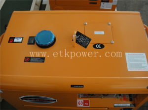 5kw Diesel Generator with Good Spare Parts pictures & photos