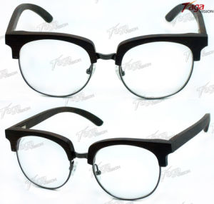 Competitive Wooden Sunglasses Fashion Sunglasses (XP8009)