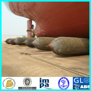 Inflatable Floating Salvage Marine Rubber Airbags pictures & photos