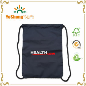 High Quality 210d Polyester Drawstring for Teen Sports Bag pictures & photos