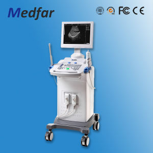 Trolley Black&White Ultrasound MFC9618c pictures & photos