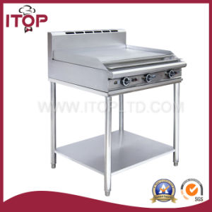 Free Standing Stainless Steel Gas Griddle (GR) pictures & photos